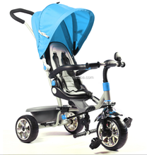 hot sale high quality rotatable baby tricycle kids tricycle/cheap baby tricycle/ ride on toy tricycle with CE