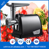 Desktop sausage filling meat grinder/electric grinding machine/frozen meat processing machine