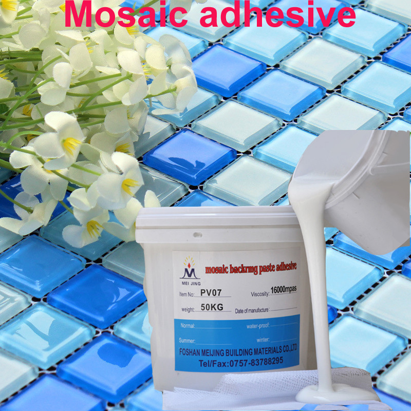 best quality hot sale floor adhesive remover mosaic mesh wholesale