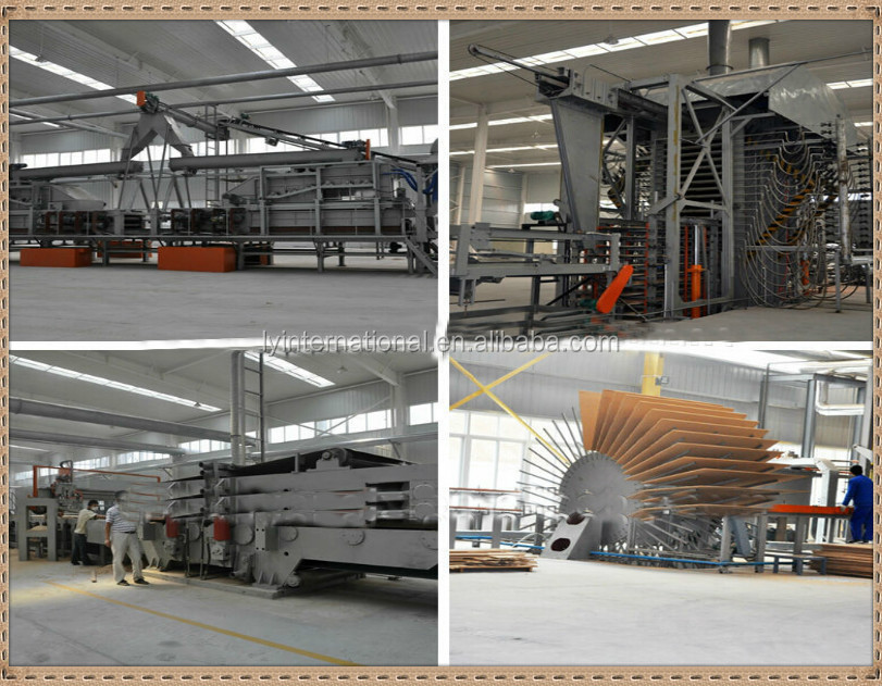 wood based panel board machinery,woodworking machine/plywood production line/panel saw/automatic loading/bamboo machinery