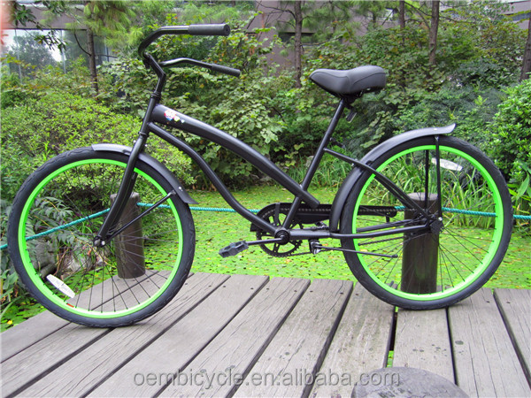 26'' Alloy Wheel High Quality Beach Cruiser Bicycle Best Price