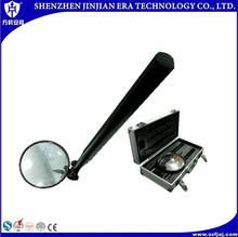 portable folding under vehicle search trolley mirror for car security check