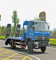 Flat transporter,flat bed truck,low loader truck