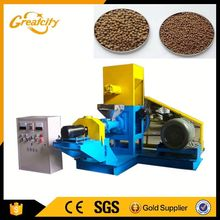 fish food extruder/ fish feed pellet machine / floating fish feed pellet machine