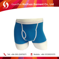 Latest design OEM huoyuan kids underwear size chart