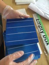 High efficiency best price per watt 6x6 inch 4bus bar photovoltaic polycrystalline solar cell for solar panel
