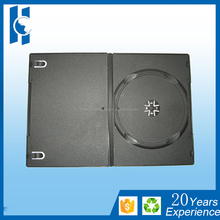 SINGLE/DOUBLE/TRIPLE 9mm black DVD CASE