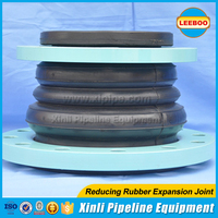 Exhaust Flexible Raw Mterial Double Arch Flexible Rubber Joint