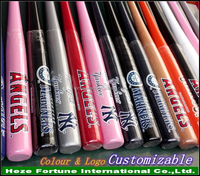 wholesale Natural wood colour baseball bat