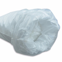 100kg white pp woven sugar bag with liner