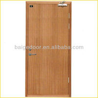 (BG-F9033) steel fire proof strong room door