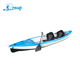 ZRSUP Sit In Cheap Plastic Kayak with UV Inhibitor