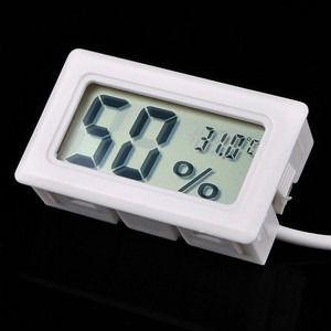 Thermometer Hygrometer (Humidity Meter) For Incubator