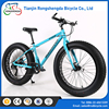 2017 New type snow quad bike / good quality snow kick bikes / fat tire chopper bike bicycles