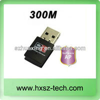 300Mbps Ralink3070 802.11N Mini usb wifi Adapter/card/dongle