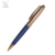 2018 New design and fresh style metal fat ball pen logo printed metal ball pen