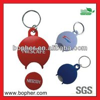 new designed mini plastic squeeze coin holder