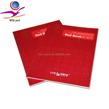 Offset printing english story book for children