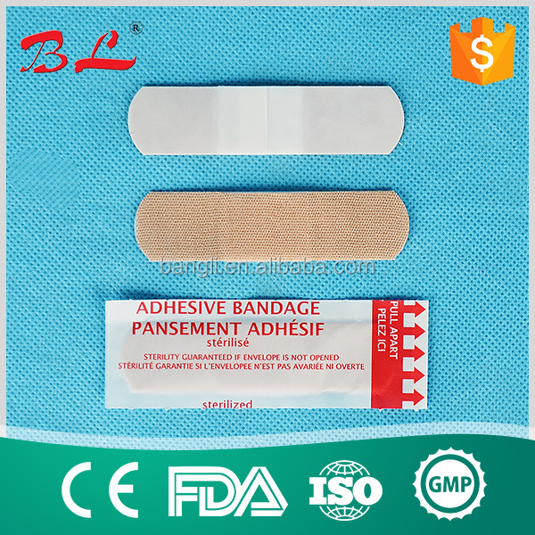 Breathable Elastic Fabric Bandages Band Aid Prevent Rubbing Foot