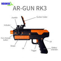 Factory direct wholesale children and adult for IOS Android bluetooth app control ar game gun load app
