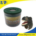 Animal Empire Hand Painted Ring Plastic Dinosaur Figures Toy Tyrannosaurus Model