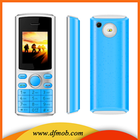 "New Product 1.8 ""Screen GSM Big Battery Celular Mobile Phone X2"