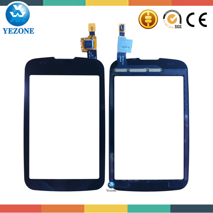 High Quality Mobile Phone Touch Panel Screen Front Glass For LG OPTIMUS S LS670 Touch Screen Digitizer Replacement