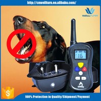 2016 Bark Control Shock Collar Pet Products PTS-008 Remote Dog Training System