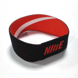 Elastic Woven MIFARE Classic EV1 1K rfid payment contactless wristband