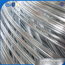 Hot dipped galvanized binding wire , barbed wire , building wire