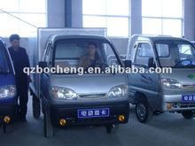 EEC 4WD electric micro vehicle 48V/120Ah 800kg capacity