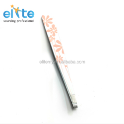 Many elegant styles Stainless steel eyebrow tweezers