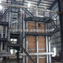 End fired Natural Gas Glass Melting Furnace