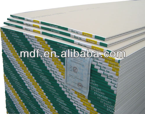 JIDA supply good price for plaster board/cheap gypsum board/gypsum board partition price