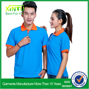 New arrival OEM&ODM custom 100%polyester golf polo shirt with individual design
