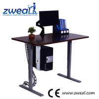 stand up t feet electric adjustable height desks & tables high quality office desk frame
