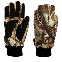 Outdoor Hunting Game Camo Gloves