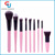 9PCS Mini Makeup Brushes Professional Makeup Brush Set Cute Makeup Brush Set