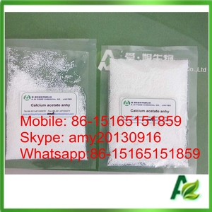Food Grade Calcium acetate anhydrous