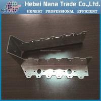 Zinc plated steel Joist hanger , Light duty brackets