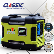 New Design 4.0 L Portable 2KW Inverter Generator Gasoline Generator 2000i for home use supper silent gasoline generator