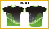 Accept sample order OEM wholesale sportswear 100% polyester shirts custom cycling