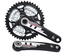 2016 latest Carbon fiber bicycle crankset, 22T/32T/44T, 170MM Crankarm