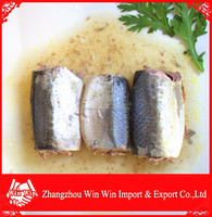 Fish wholesale from Fish canning factory (125g/155g/425g)