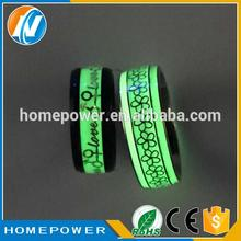 New product Latest design nite glow ring safety marker with low price