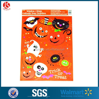 Custom Printed Plastic Halloween Table Cover For Table Decoration