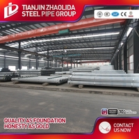 Professional schedule 20 galvanized steel pipe with high quality