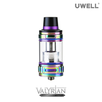 100% Original Newest Arrival Uwell Valyrian atomizer longer life Uwell Valyrian atomizer most popular sell
