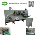 Diposable toilet paper seat cover making machine