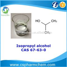 solvent of nitrocellulose Isopropanol isopropyl alcohol 67-63-0 IPA